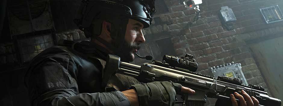 Call of Duty: Modern Warfare ist im November der häufigste Spiele-Download im PlayStation Store