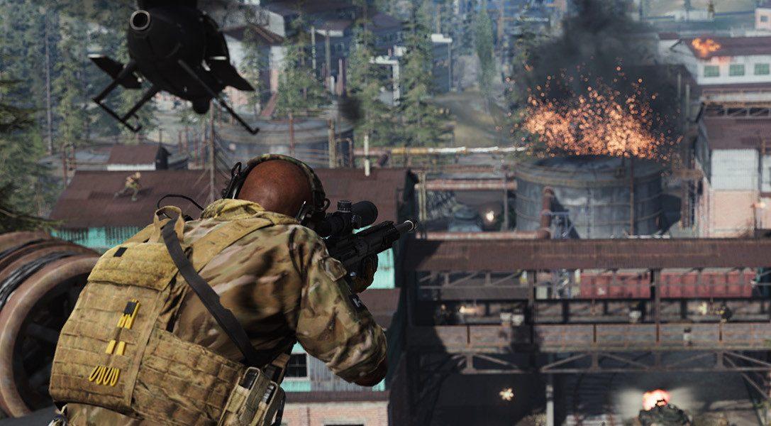 Call of Duty: Modern Warfare: Bodenkrieg – Jetzt geht es aufs große Schlachtfeld