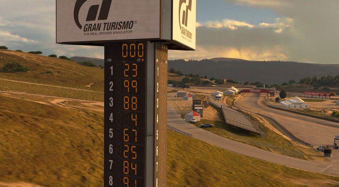 Gran Turismo Sport fügt die Rennstrecke Laguna Seca und sieben neue Fahrzeuge hinzu