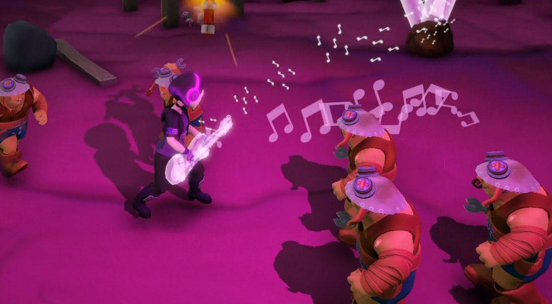 Der 3D-Puzzle-Plattformer Treasure Rangers befasst sich mit Autismus; exklusiv für PS4