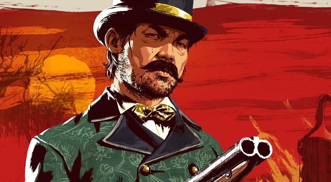 PS4-Vorabzugang zu neuer Bekleidung, Emotes und mehr – jetzt in Red Dead Online