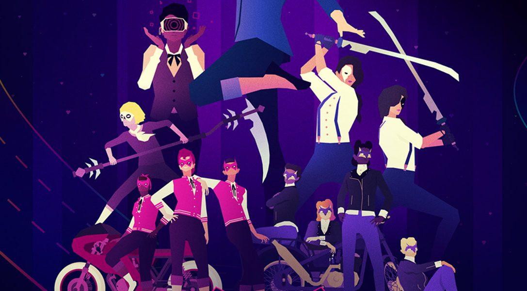 Editors' Choice: Sayonara Wild Hearts trotzt den Grenzen der Musik-Spiele