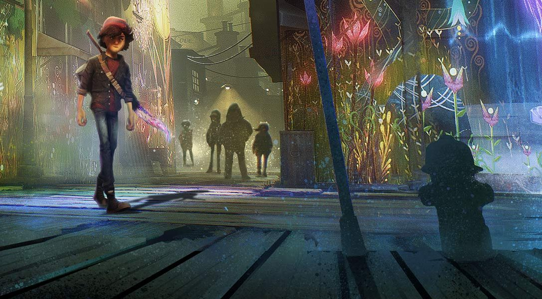 Farbenfrohe Photo Mode-Kreationen aus Concrete Genie
