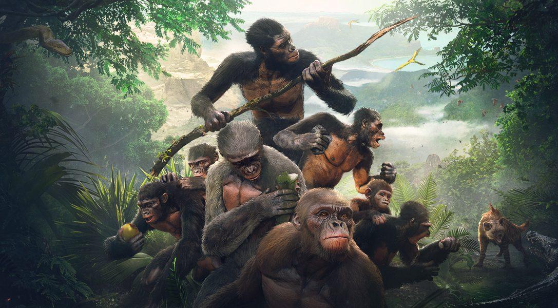 Ein Brief von Patrice Désilets, Creative Director von Ancestors: The Humankind Odyssey