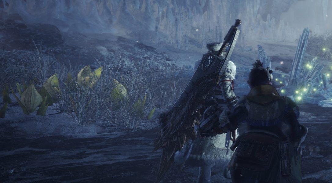 Neue Gefahren, Waffen und Schauplätze bringen frischen Wind in Monster Hunter World: Iceborne