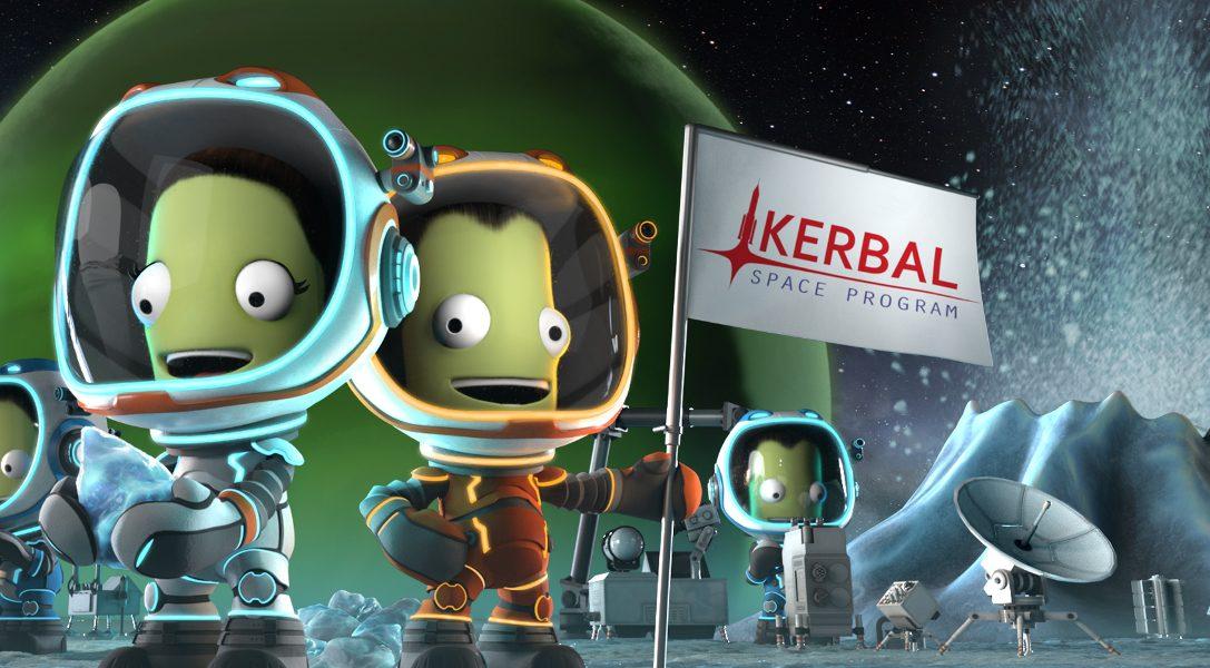 Baut ab morgen mit dem Kerbal Space Program Breaking Ground DLC eine gigantische Roboterameise