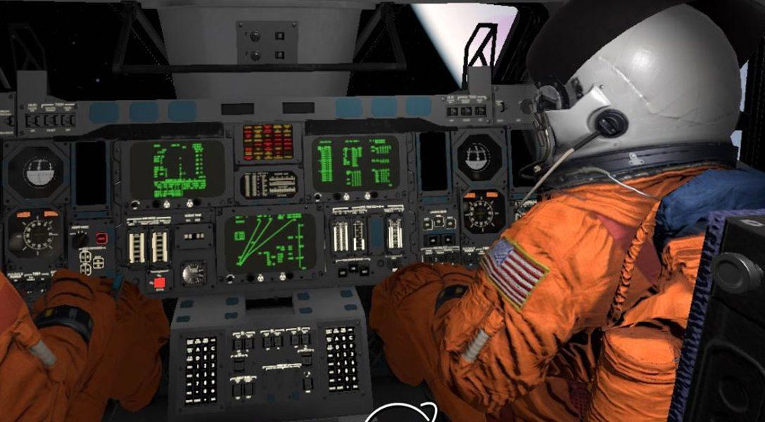 Erlebt die Hubble Teleskop-Missionen in eurem Wohnzimmer mit Shuttle Commander für PSVR