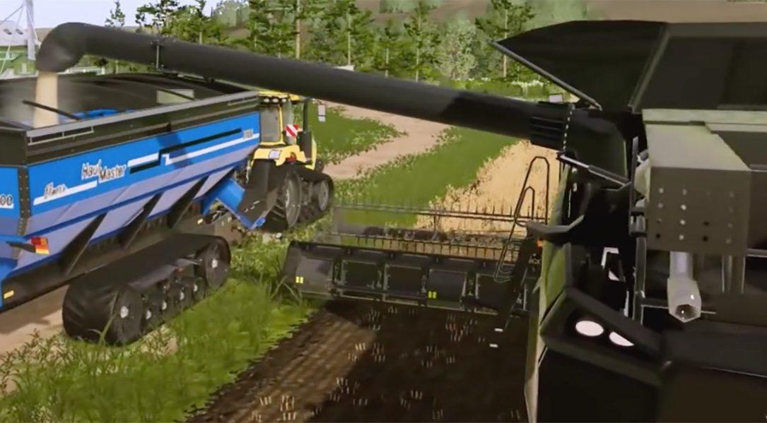 Faszination Landwirtschaftssimulator – Feldarbeit rund um die Uhr