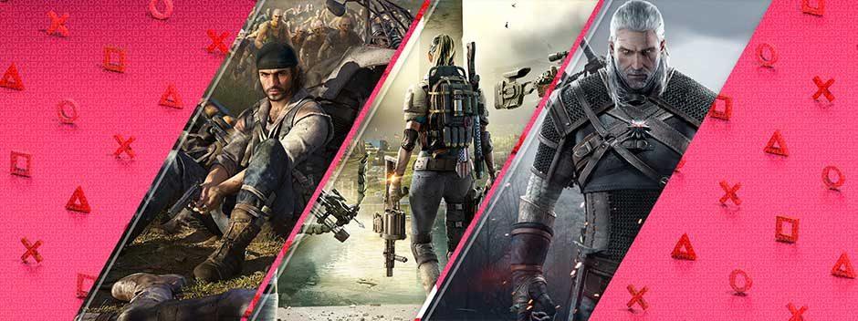 Weitere Spiele werden ab heute im PlayStation Store zu den Januar-Angeboten hinzukommen
