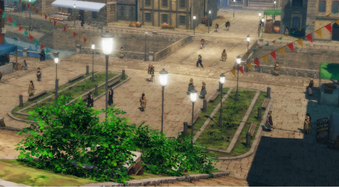 Wie Koei Tecmo die Kultstadt Magnolia aus Fairy Tail für den RPG-Ableger auf PS4 zum Leben erweckt