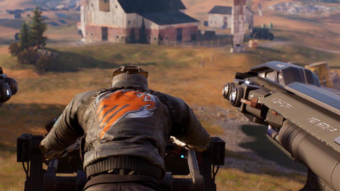 Seid ab dem 28. Januar bei der technischen Beta von Disintegration dabei und testet den Multiplayer