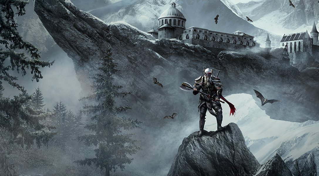 Entdeckt Das Schwarze Herz von Skyrim – ESO's nächstes großes Abenteuer & Greymoor Kapitel