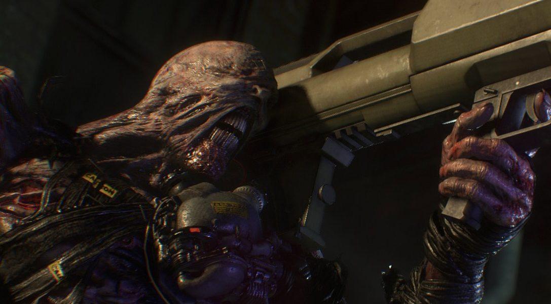 Neuer Resident Evil 3 Trailer präsentiert das monströse Makeover von Nemesis