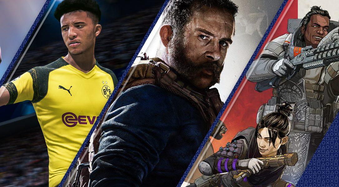 Diese Spiele wurden 2019 im PlayStation Store am meisten heruntergeladen