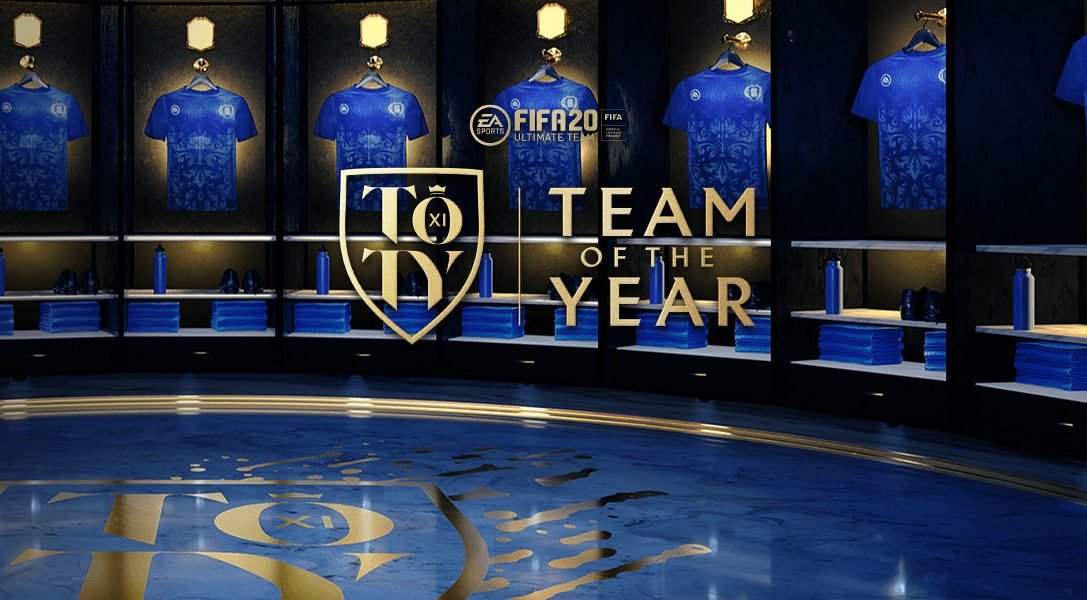 FIFA 20 – Das Team des Jahres steht fest