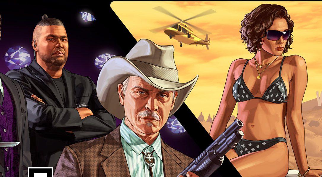 Grand Theft Auto V war im Dezember das am häufigsten heruntergeladene Spiel im PlayStation Store