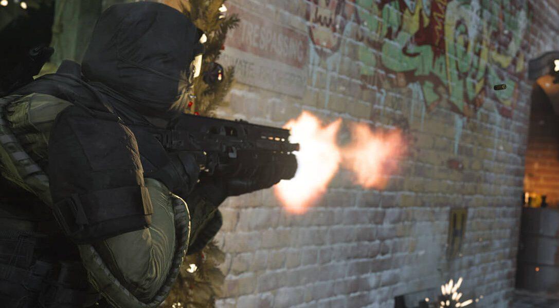 Modern Warfare: Frei für Alle – Allein auf weiter Flur