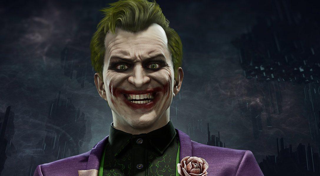 """Die """"brutalste und gefährlichste Version"""" des Jokers feiert morgen ihr Debüt in Mortal Kombat 11"""