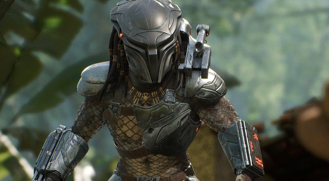 Spielt Predator: Hunting Grounds schon beim Testwochenende im März