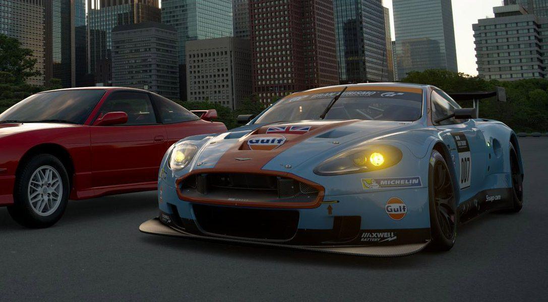 Gran Turismo Sport fügt 3 neue Fahrzeuge hinzu – unter anderem den Aston Martin DBR9 GT1