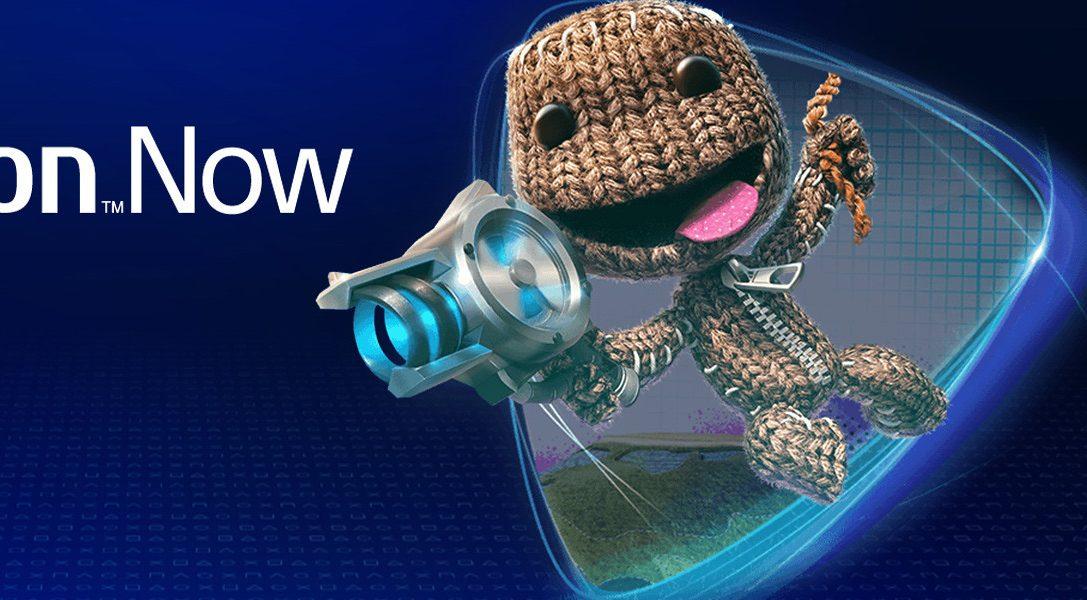 So unterstützt ihr mit PS Now das PlayStation Spielerfest