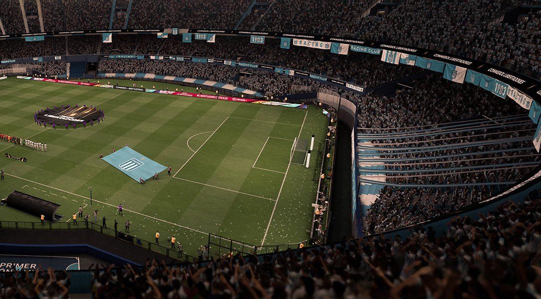 Das Update für die FIFA 20 Copa Libertadores erscheint nächsten Monat
