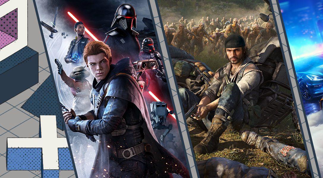 """Die Aktion """"Unerlässliche Favoriten"""" beginnt heute im PlayStation Store"""