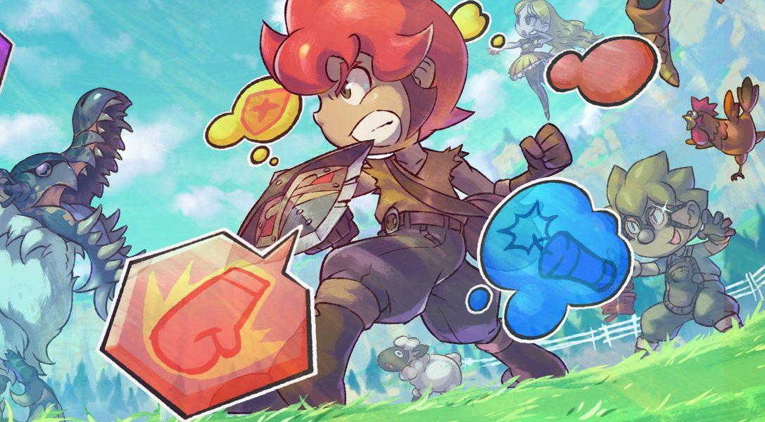 Das liebevolle RPG Little Town Hero erscheint im Juni auf PS4