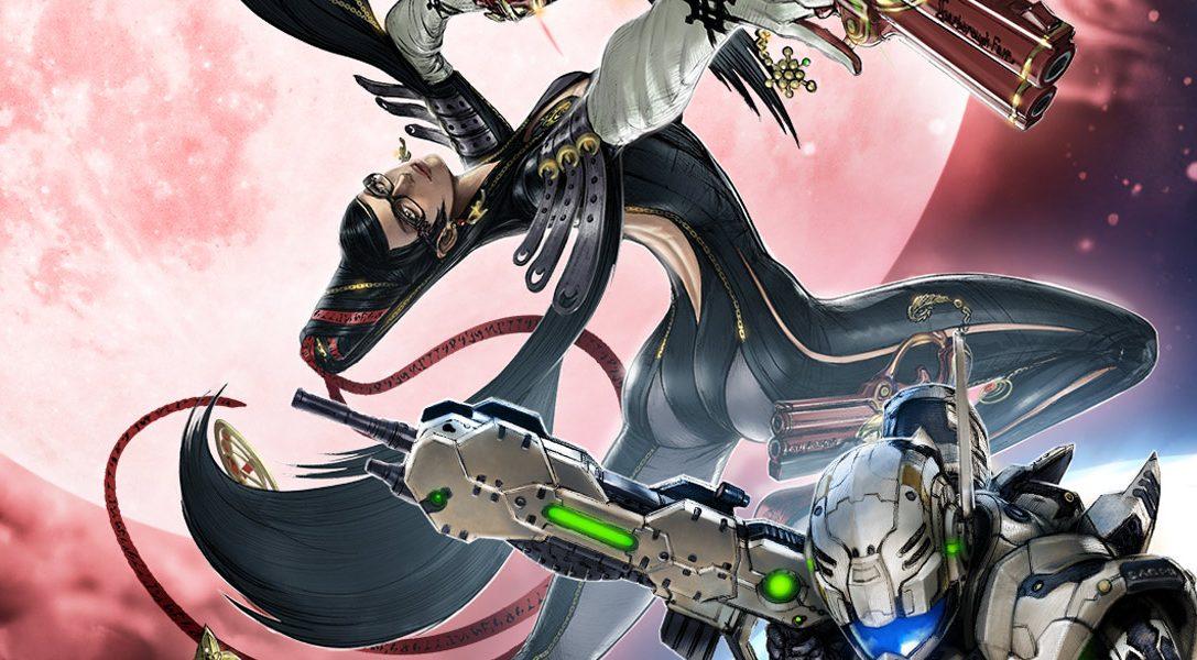 Die Action-Klassiker von PlatinumGames, Bayonetta und Vanquish, werden für die PS4 Pro aufbereitet und erstrahlen nun in herrlichem 4K und 60 Bildern pro Sekunde