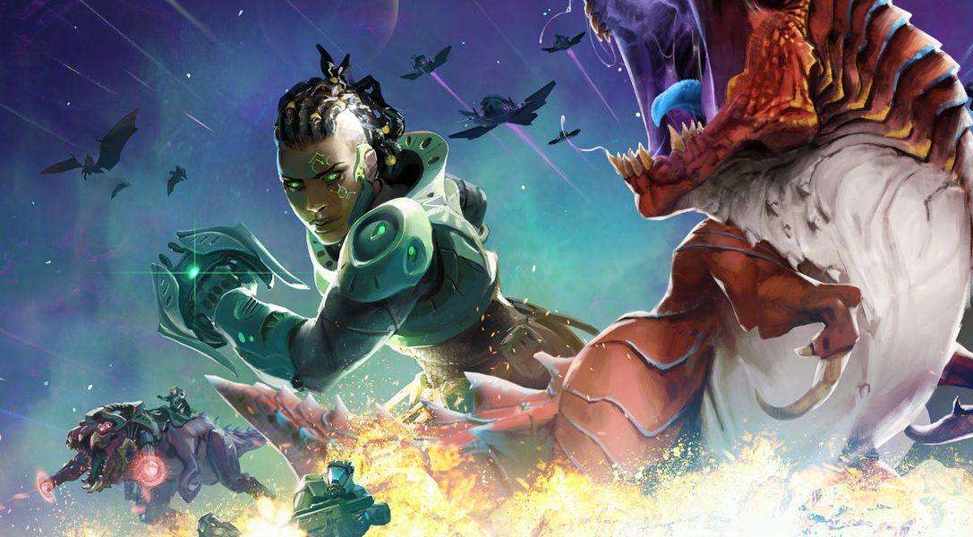 Das riesige neue Update für Age of Wonders: Planetfall basiert auf Spielerfeedback
