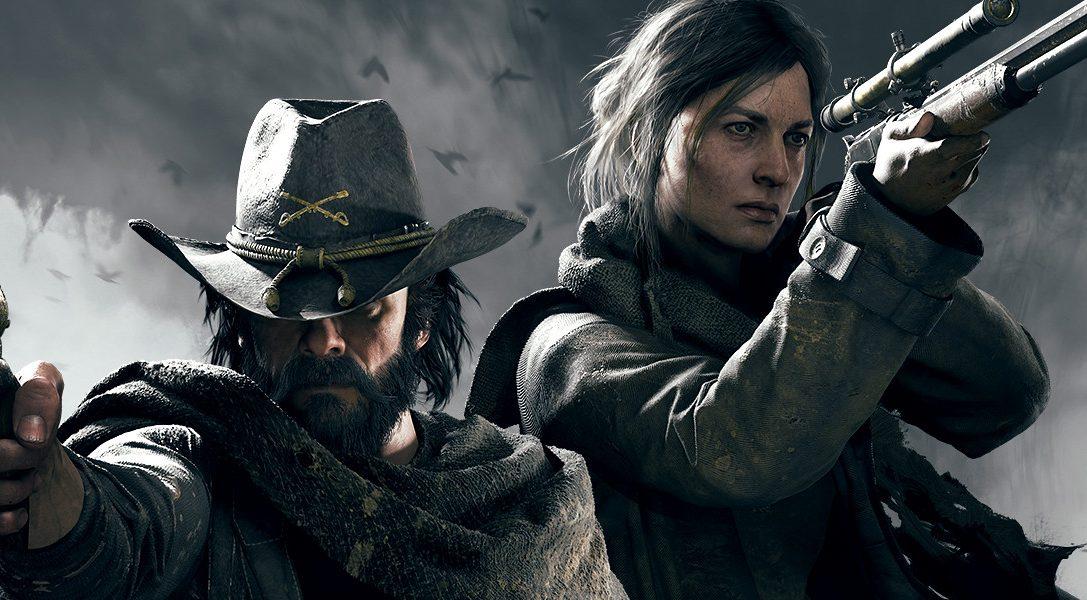 Hunt: Showdown, das Horror Battle Royale von Crytek's kommt morgen auf PS4