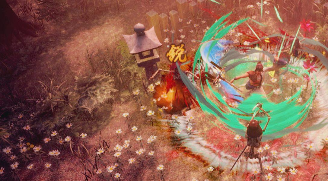 Dungeon-Crawler Katana Kami: A Way of the Samurai Story erhält ein Veröffentlichungsdatum für PS4