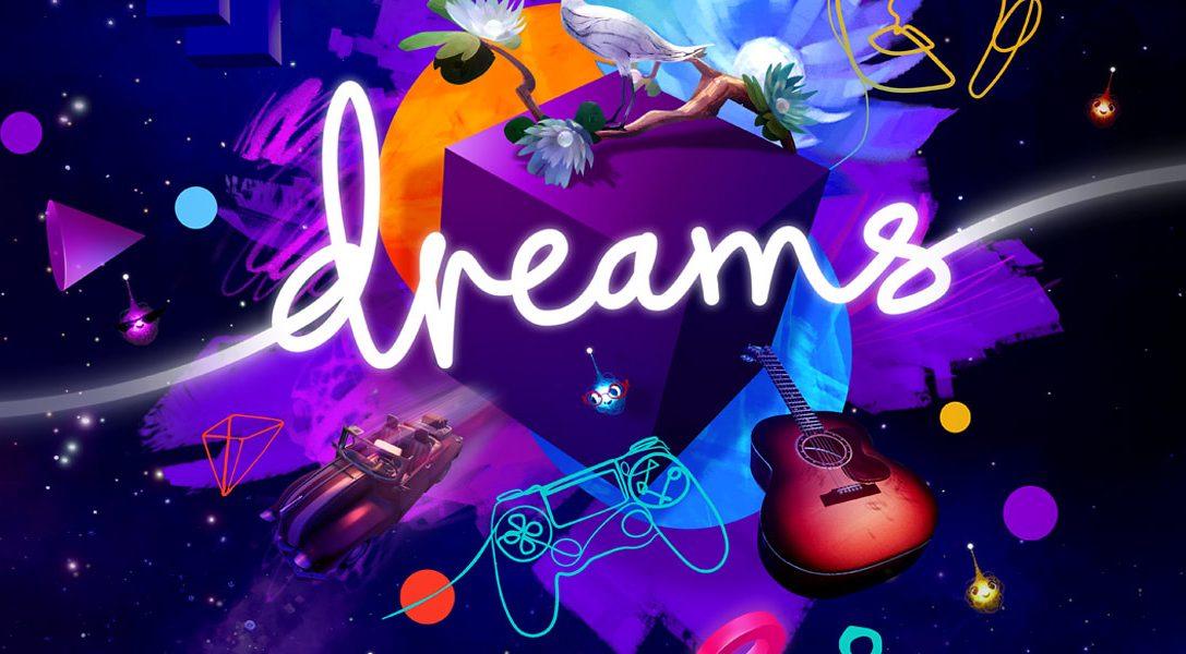 Media Molecule führt euch durch Dreams – das ambitionierte PS4-Spiel ist ab heute erhältlich
