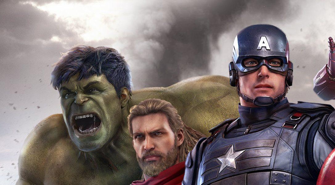 Marvel's Avengers: Special Editions, Vorbestellerboni und mehr für PS4 enthüllt