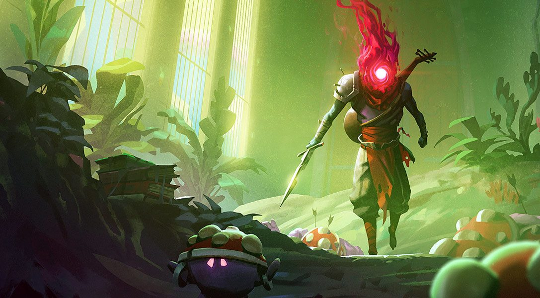Dead Cells' DLC The Bad Seed bietet euch neue Waffen und Level in Motion Twins brutalem Plattformer