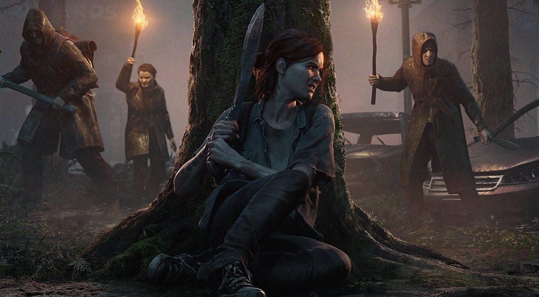 The Last of Us Part II: Neue Grafiken, Ellie-Figur, dynamisches Design für PS4 und mehr