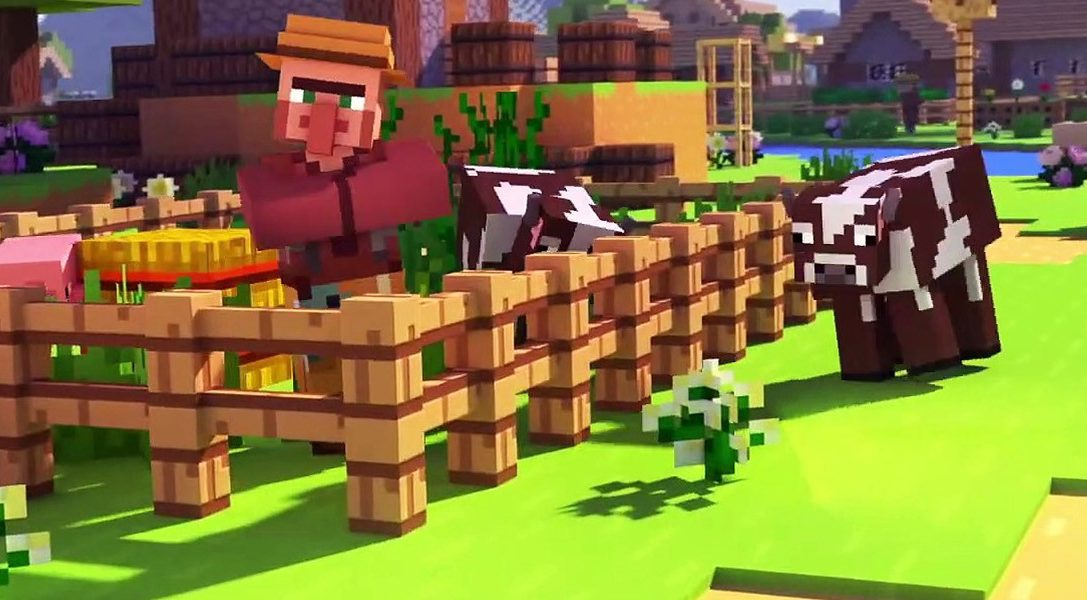Minecraft Starter-Guide: Ackerbau und Viehzucht