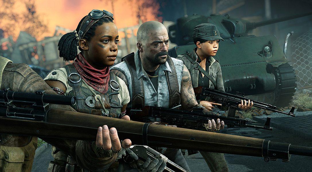 Die Creator von Sniper Elite kehren mit dem Horror-Shooter Zombie Army 4 zurück, der heute auf PS4 erscheint