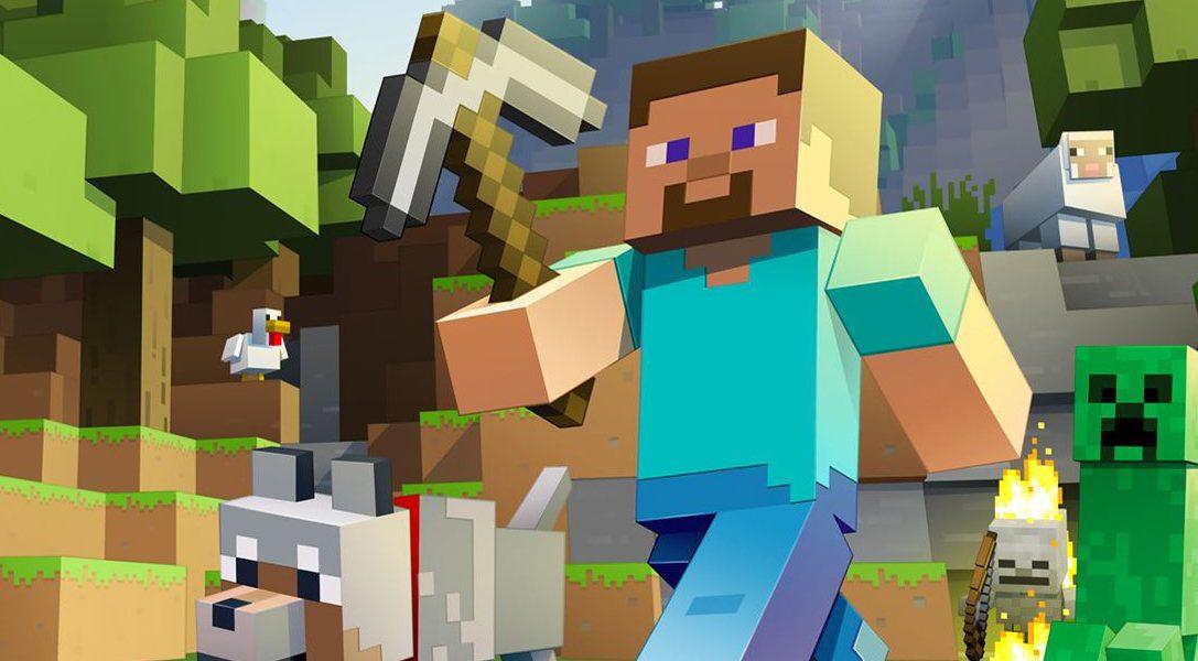 Minecraft Starter-Guide: Waffen und Rüstungen herstellen