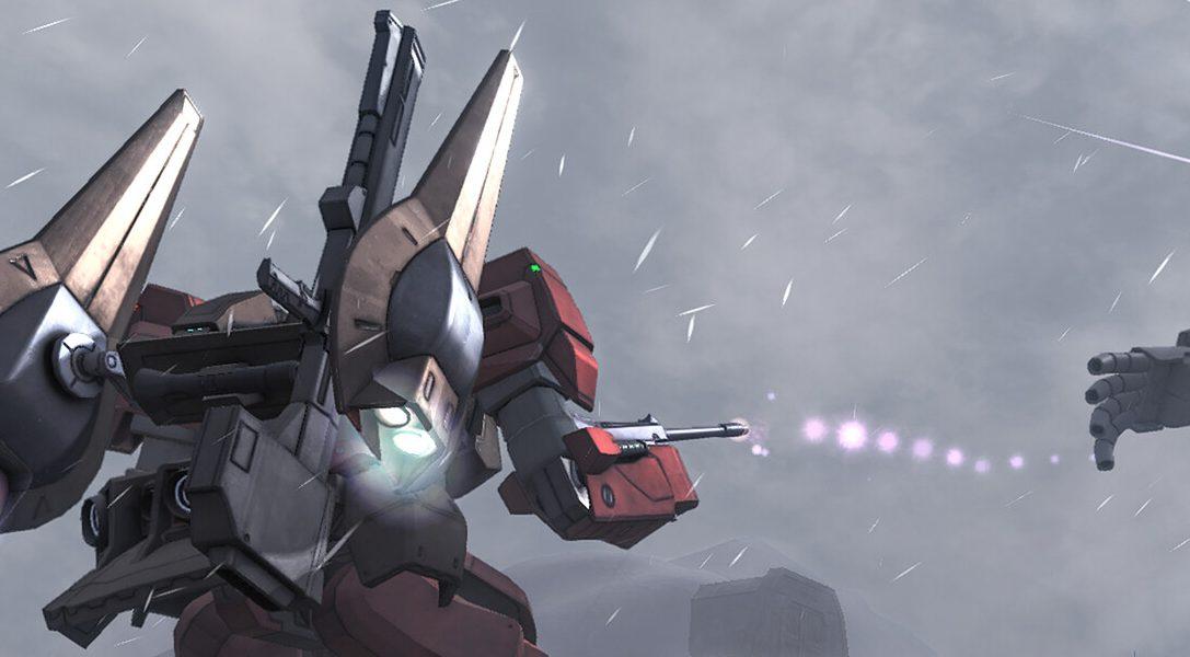 Der neue Battle Simulator von Mobile Suit Gundam Battle Operation 2 erscheint diese Woche