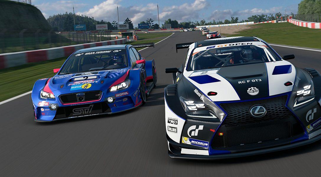 GT Sport – Das macht den Racer so besonders