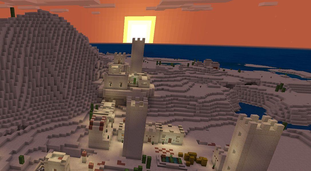 Spannende Seeds – Die besten Welten für Minecraft
