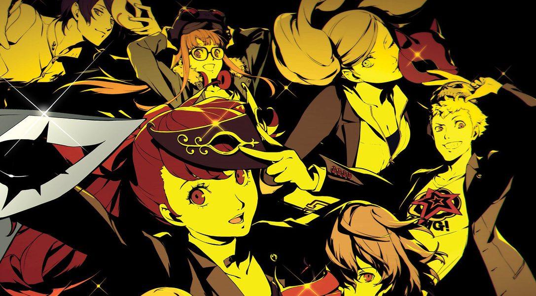 Persona 5 Royal: Hilfreiche Tipps und neue Wallpaper