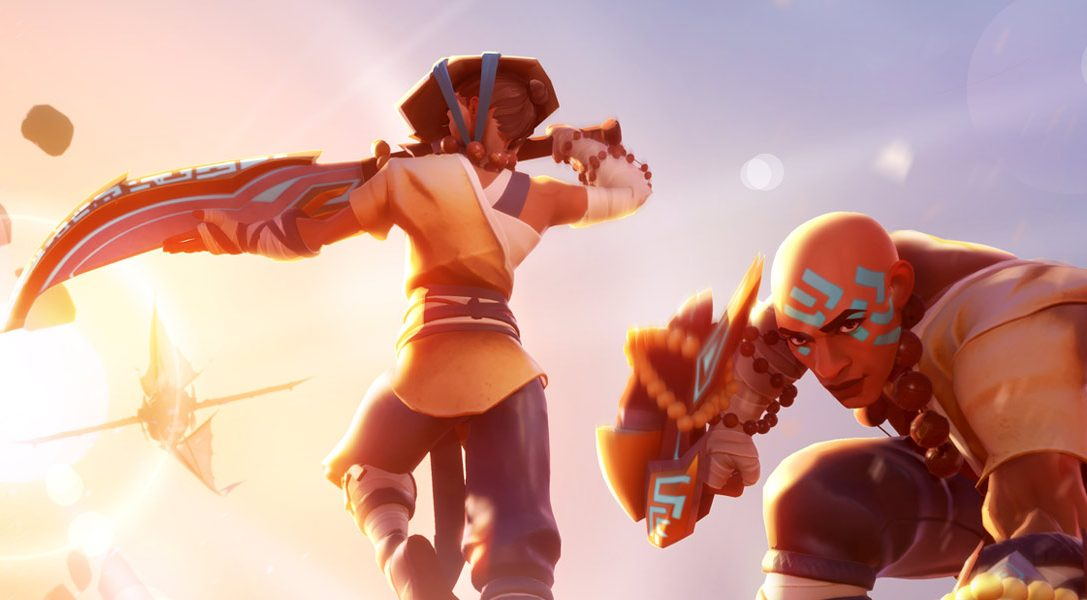 Das kostenlose Scorched Earth-Update für das RPG Dauntless erscheint morgen
