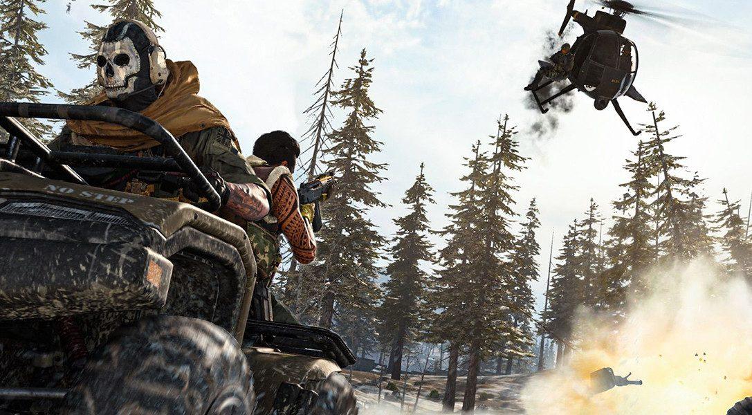 Call of Duty: Warzone – Tipps für den Hot-Start