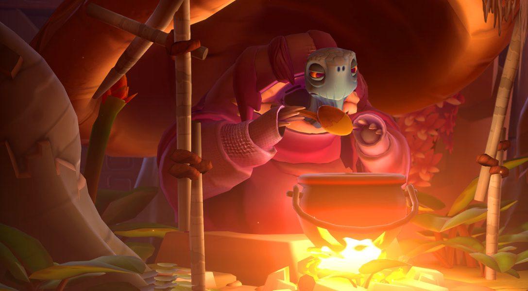 Hello Games kündigt das neue Abenteuerspiel The Last Campfire an