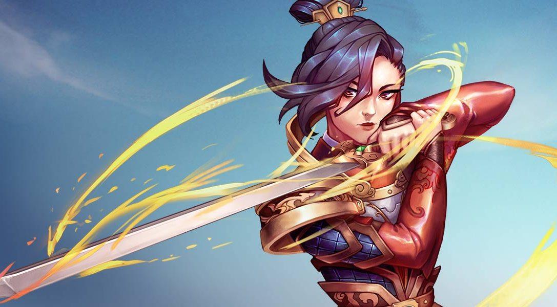 Mulan steigt ab heute in die PS4-Multiplayer-Arena von SMITE