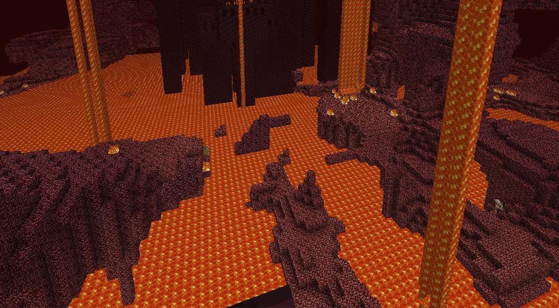 Minecraft – Ausflug in die Unterwelt