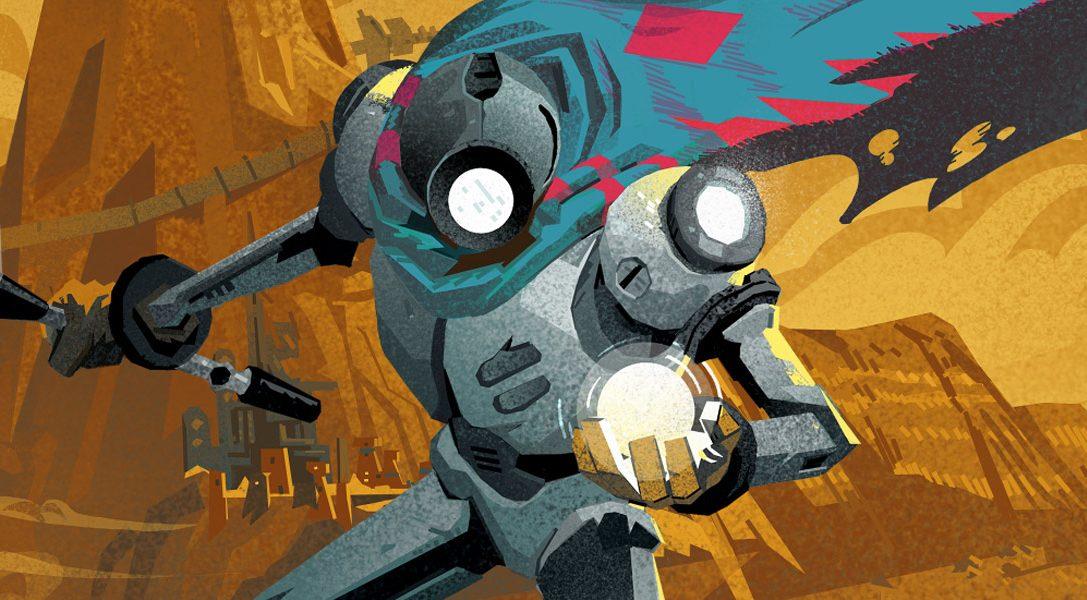 Bei Creature in the Well trifft Hack 'n Slash auf Pinball – Release ist am 31. März auf PS4