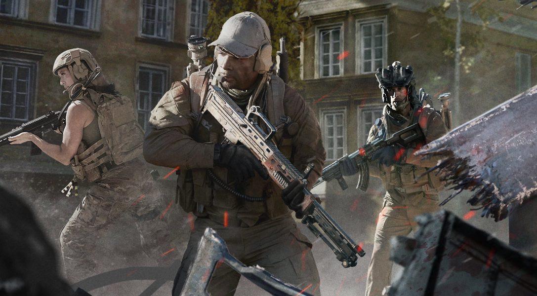 Spielt ab dem 10. März Call of Duty: Warzone